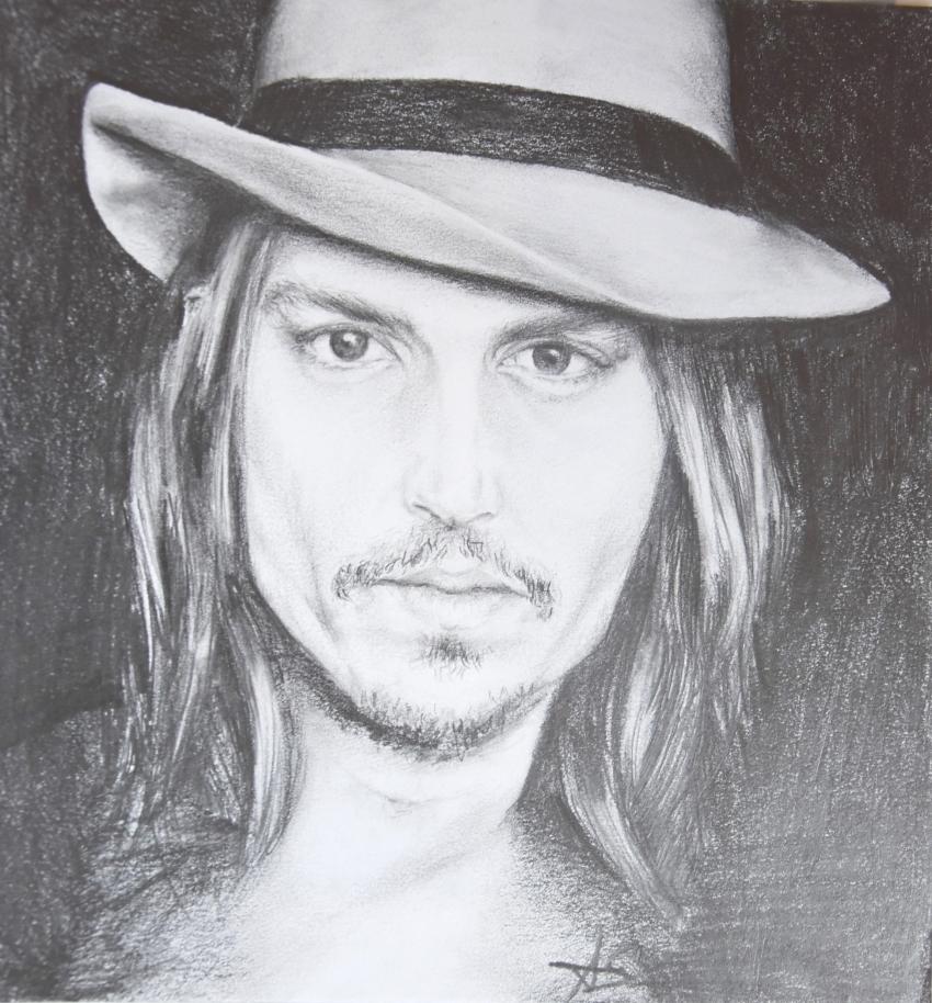 Johnny Depp by Stefany44